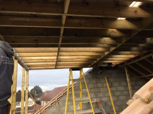 Cheshunt Loft Conversion - Dormer Roof