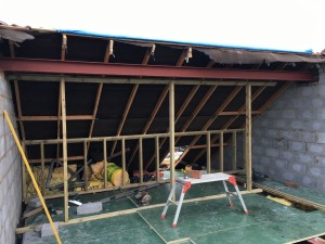 Cheshunt Loft Conversion - Ridge Steel