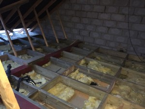 Cheshunt Loft Conversion - Floor