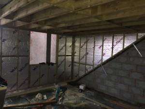 Cheshunt Loft Conversion - Insulation 2