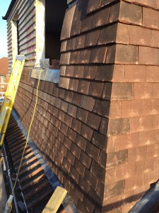 Cheshunt Loft Conversion - Tiles